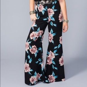 Small Show Me Your MuMu Eli's Trousers/Flower Hour
